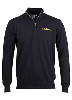 Challenger 1/4 Zip Sweater Thumbnail
