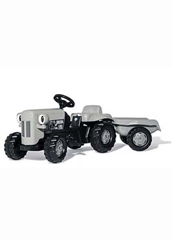 Ferguson TEA-20 Pedal Tractor with Trailer Thumbnail