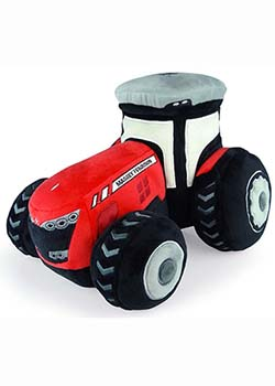 Massey Ferguson 8000 Series Plush Toy Thumbnail