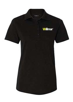 Women's Willmar Silk Touch Polo Thumbnail