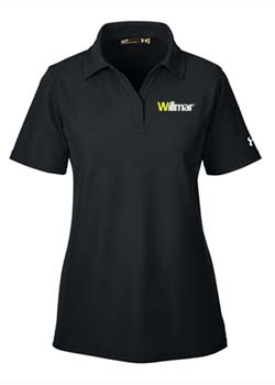 Women's Willmar Under Armour Polo Thumbnail