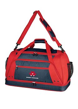 Massey Ferguson Drop-Bottom Duffle Thumbnail