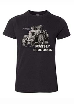 Massey Ferguson Youth Workhorse T-Shirt Thumbnail
