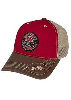 Massey Ferguson Authentic Hat Thumbnail