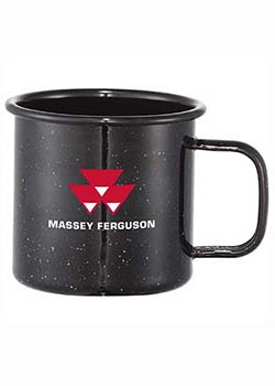 Massey Ferguson Speckled Metal Cup Thumbnail