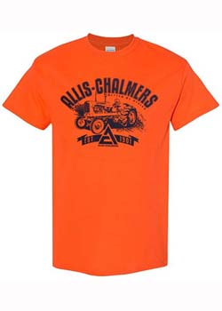 Allis Chalmers Better by Design T-Shirt Thumbnail