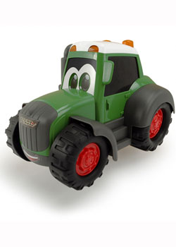 Happy Fendt Tractor Thumbnail