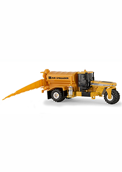 1:64 Scale 8103 TerraGator with Air Spreader Thumbnail