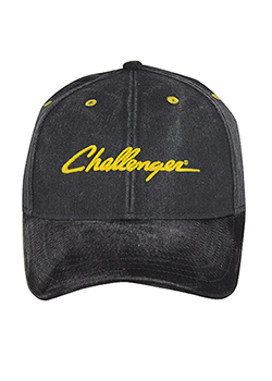 Challenger Pigment Dyed 3D Logo Hat