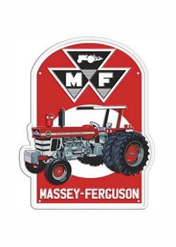 Massey Ferguson Tacker Sign Thumbnail