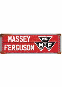 Massey Ferguson Street Sign Thumbnail